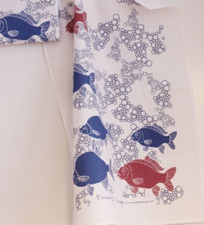 deep_sea_kitchen_towel_blu_red_emelie_ek_design