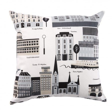Cushion cover Stockholm beige-1