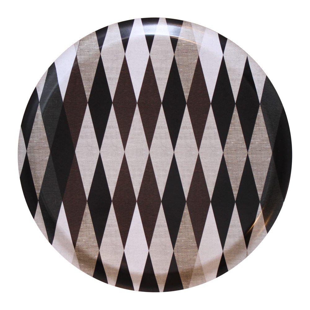 harlequin_R38 tray_blac_brown_emelie_ek_design