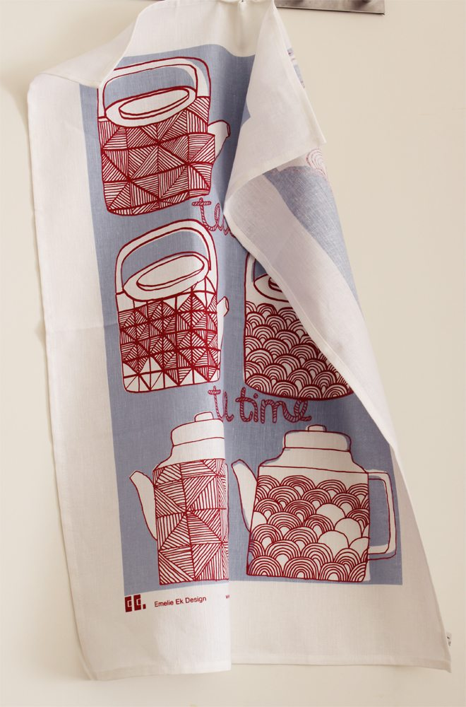 tea_time_tea_towel_blue_emelie_ek_design
