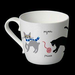 Cats mug är av en av mina nyheter för Emelie Ek Design AW 15! Hoppas att vi ses i monter B07:31!  Citronelles Design ställer ut höstens nyheter 2015 för Emelie Ek Design, I love Design, Sofieform and Kerstin Design. Vi ses där!Cats mug is one of my new products in Emelie Ek Design collection AW 15! Hope you visit us at Formex at stand B07:31!  Citronelles Design exhibits the design of Emelie Ek Design (me), I love Design, Sofieform and Kerstin Design. See you there!